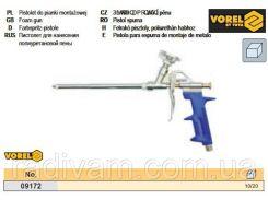 Пистолет пістолет монтажної піни VOREL-09172