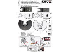 Набор пила для реноватора 3шт YATO-34691