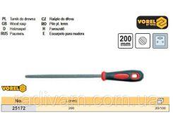 Рашпиль круглый l= 200 мм VOREL-25172
