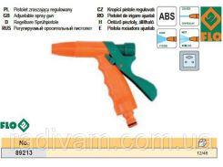 """Пистолет поливочный пістолет - зрошувач 3 режими d= 1/2"""" FLO-89213"""