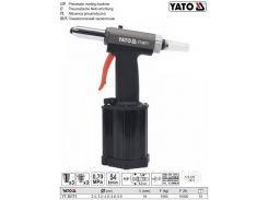 Заклепочник пневмо Ø=2,4-5,0 мм 54 л/мин YT-36171