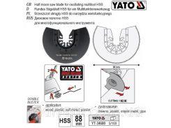 Пила насадка HSS сегментна для реноватора Ø= 88 мм YATO-34680