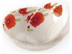 Тарелка суповая Maestro Маки 37564-11 (18,75 см)