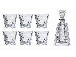 Набор для виски Bohemia Casablanca 99999-99V87-379 (7 пр)