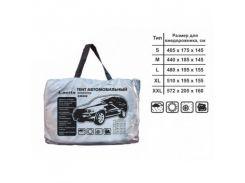 Тент автомобильный Lavita 4Х4 полиэстер 440Х185Х145 сумка, без утеплителя  / М