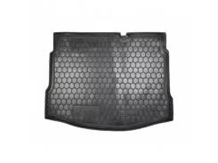 Коврик в багажник автомобиля AVTO-Gumm для Skoda Octavia A5 (2004 - 2012) (универсал) полиуретановый