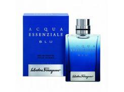 Salvatore Ferragamo Acqua Essenziale Blu edt 30 мл