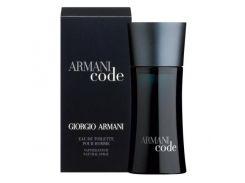 Giorgio Armani Black Сode Men edt 75 мл