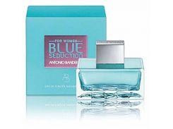 туалетная вода для женщин Antonio Banderas Blue Seduction for Women EDT (АНТОНИО БАНДЕРАС БЛЮ СЕДАКШН ФО ВУМЕН)   100 мл (Турция)