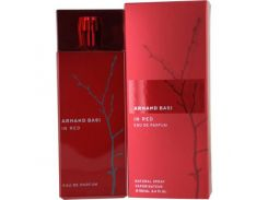 парфюмированная вода для женщин Armand Basi In Red de Parfum EDP (Арманд Баси Ин Ред О Де Парфюм)   100 мл (Турция)