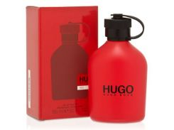 туалетная вода для мужчин Hugo Boss Hugo Red EDT   150 мл (Турция)