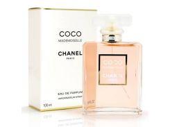 парфюмированная вода для женщин Chanel Coco Mademoiselle EDP (Шанель Коко Мадмуазель)   50 мл (Турция)