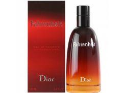 туалетная вода для мужчин Christian Dior Fahrenheit EDT (Кристиан Диор Фаренгейт)   200 мл (Турция)