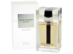 туалетная вода для мужчин Christian Dior Homme Sport EDT (Кристиан Диор Хоум Спорт)   100 мл (Турция)
