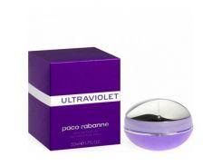 парфюмированная вода для женщин Paco Rabanne Ultraviolet EDP   80 мл (Турция)