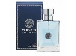 туалетная вода для мужчин Versace Pour Homme EDT   100 мл (Турция)