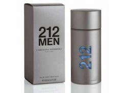 туалетная вода для мужчин Carolina Herrera 212 Men (магнит) EDT (Каролина Эррера 212 Мэн)   100 мл (Турция)