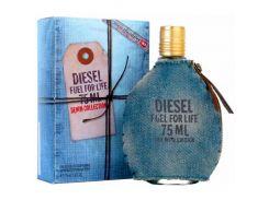 туалетная вода для мужчин Diesel Fuel For Life Denim Collection EDT (Дизель Фюел Фо Лайф Деным Колекшн Фо Мен)   75 мл (Турция)