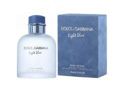 туалетная вода для мужчин Dolce & Gabbana Light Blue Pour Homme   125 мл (Турция)