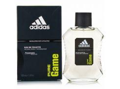 туалетная вода для мужчин Adidas Pure Game edt   100 мл