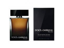 парфюмированная вода для мужчин Dolce & Gabbana The One for Men Eau de Parfum EDP   50 мл
