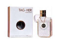 парфюмированная вода для женщин Sterling Parfums Tag For Her EDP   100 мл