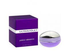 Парфюмированная вода для женщин Paco Rabanne Ultraviolet EDP  не оригинал 80 мл (Турция)