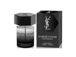 Туалетная вода для мужчин Yves Saint Laurent La Nuit De L'Homme EDT  не оригинал 100 мл (Турция)