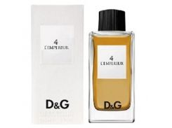 Туалетная вода для мужчин Dolce & Gabbana 4 Anthology L'Empereur EDT  не оригинал 100 мл (Турция)