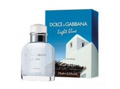 Туалетная вода для мужчин Dolce & Gabbana Light Blue Living Stromboli EDT  не оригинал 125 мл (Турция)