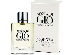 Парфюмированная вода для мужчин Giorgio Armani Acqua Di Gio Essenza EDP  не оригинал 100 мл (Турция)