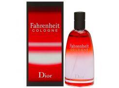 Туалетная вода для мужчин Christian Dior Fahrenheit Cologne edc  не оригинал 125 мл (Турция)