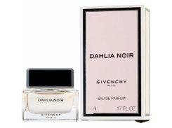 Парфюмированная вода миниатюра для женщин Givenchy Dahlia Noir edp Mini  оригинал 5 мл