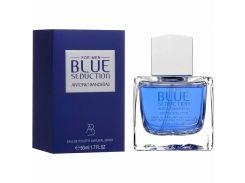 Туалетная вода для мужчин Antonio Banderas Blue Seduction For Men edt  оригинал 30 мл