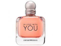 Парфюмированная вода тестер для женщин Giorgio Armani Emporio Armani In Love With You edp (Тестер)  оригинал Тестер 100 мл