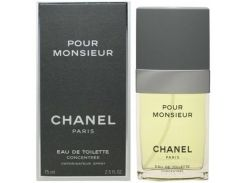 Туалетная вода для мужчин Chanel Pour Monsieur Concentree edt  оригинал 75 мл