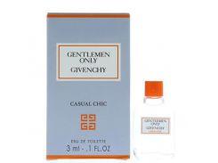 Туалетная вода|миниатюра для мужчин Givenchy Gentlemen Only Casual Chic edt Mini  оригинал 3 мл