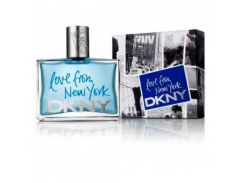 Туалетная вода для мужчин Donna Karan Dkny Love From New York edt  оригинал 48 мл
