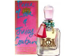 Парфюмированная вода для женщин Juicy Couture & Peace Love EDP   30 мл