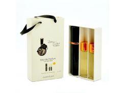 Парфюмированная вода  Мини парфюм Valentino Rockn Rose Couture EDP 3x15 ml. LUX