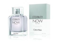 Парфюмированная вода для мужчин Calvin Klein Eternity Now For Men edt  оригинал 50 мл