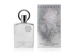 Парфюмированная вода для мужчин Afnan Supremacy Silver  EDP  оригинал 100 мл