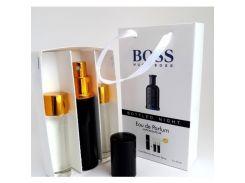Парфюмированная вода  Мини парфюм HUGO BOSS Bottled night 3X15 ML. LUX.