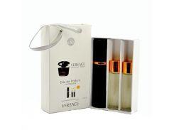 Парфюмированная вода  Мини парфюм Versace Crystal Noir EDP 3x15 ml. LUX