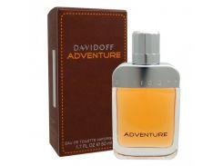 Туалетная вода для мужчин Davidoff Adventure EDT  оригинал 50 мл