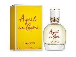 Парфюмированная вода для женщин Lanvin A Girl In Capri edt  оригинал 90 мл
