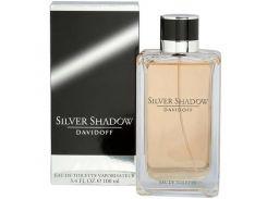 Туалетная вода для мужчин Davidoff Silver Shadow edt  оригинал 100 мл