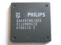 Микросхема SAA4978H/203/204 QFP160