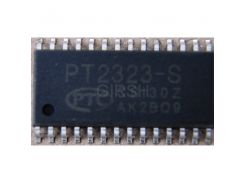 Микросхема PT2323-S smd