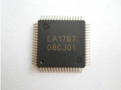 Микросхема LA1787 TQFP64